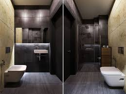 Dark Bathroom by Luxury Styles 6 Dark And Daring Interiors