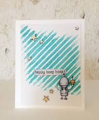 25 best lawn fawn beep boop birthday images on pinterest cards