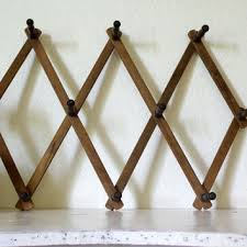 amazing accordion coat rack 60 on small home remodel ideas with