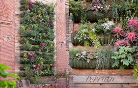 vertical gardens vertical gardens through the seasons the blog at terrain