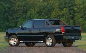 Chevy Silverado Truck Tents - 2002 2013 chevrolet avalanche timeline truck trend