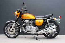 honda cb sold honda cb 750 ki motorcycle auctions lot aj shannons