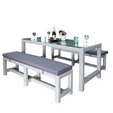 white resin patio furniture sets wicker calgary outdoor