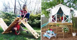 Kid Backyard Ideas 24 Adventurous Back Yard Ideas
