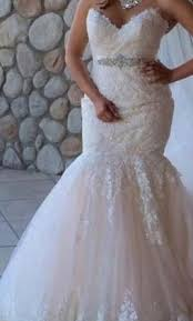 pre owned wedding dresses maggie sottero marianne 675 size 8 used wedding dresses