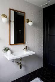 Powder Room Remodeling Ideas Best 25 Modern Powder Rooms Ideas On Pinterest Powder Room