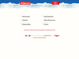adecco si e social rebranded adecco switzerland