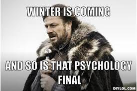 Meme Psychology - teaching high school psychology psychology memes