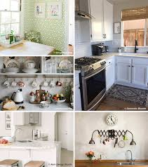 small kitchen cabinets 45 big ideas for your tiny kitchen kitchen cabinet