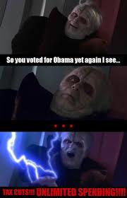 Darth Sidious Meme - darth sidious s election 2012 reaction by iseethelattice on deviantart
