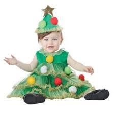 christmas tree tutu dress green red garland baby girls toddler