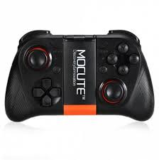 gamepad android black mocute 050 bluetooth 3 0 wireless gamepad controller