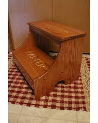 engraved wooden gifts shopping s deal on engraved wood step stool wooden