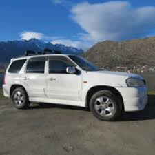 mazda tribute 2015 mazda tribute or similar queenstown rental cars queenstown rental cars
