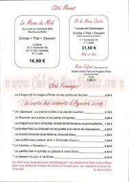 coté cuisine reims restaurant cote cuisine carte et menus