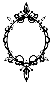 Art Frame Design Best 10 Oval Frame Ideas On Pinterest Vintage Gothic Decor