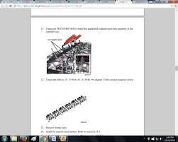 need torque specs mercedes mbe engine truck serial