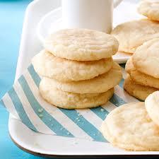 sugar cookies recipe taste of home