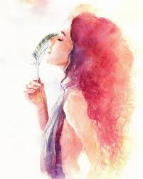 best 25 watercolor girl ideas on pinterest cool images to draw