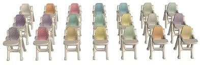 Toddler High Chairs Mod The Sims Toddler Month Ea High Chairs Polkadots In Mlc Palette