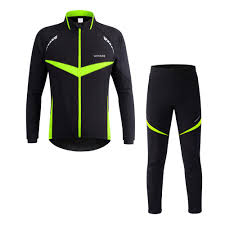 windproof cycling jacket wosawe winter thermal jacket coat outdoor sports casual cycling