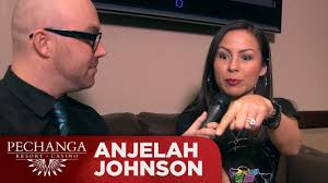 anjelah johnson interview pechanga casino youtube