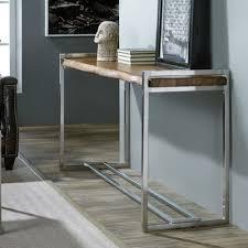 hooker sofa tables hooker furniture live edge console table u0026 reviews wayfair