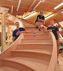 six figure staircase being built in stowe business news