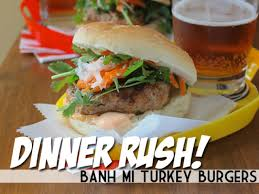 Burger K Hen Turkey Burger Sliders Recipe Nadia G Cooking Channel