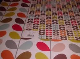flat wrapping paper orla kiely multi stem print flat wrap wrapping paper sent folded
