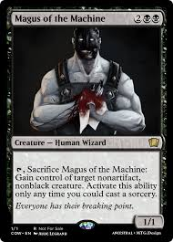 Mtg Card Design Mtg Design Beta Third Party Products Other Magic Products
