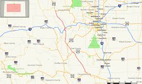 Colorado State Parks Map by Colorado State Highway 9 Wikipedia