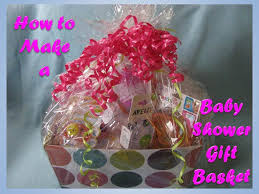how to make a baby shower gift basket hubpages
