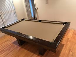 khaki pool table felt city pool table sizes 7 8 or 9 gametablesonline com