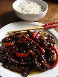 cuisine chinoise boeuf aux oignons boeuf saute aux oignons du jardin et du marché à l assiette et à