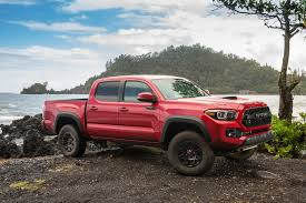 toyota recall tacoma 2016 2017 toyota tacoma recalled for leaking differential which