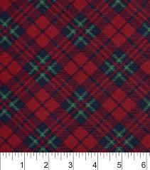 black green plaid flannel cotton fabric joann