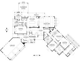 Houseplans Com by Craftsman Style House Plan 5 Beds 5 50 Baths 5250 Sq Ft Plan 48 466