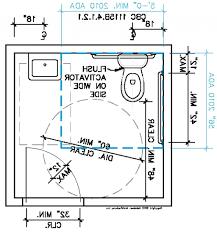 Handicapped Bathroom Design Ada Guidelines 2014 Bathrooms Cbc Fig 11b 1a1 2010 Adasingle