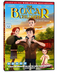 amazon com the boxcar children martin sheen jk simmons joey