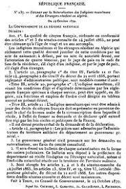 Décrets De 1950 Retour Vers Le Passé Dé Crémieux Wikipédia