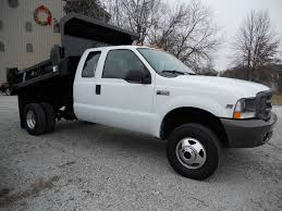 2004 Ford F350 Truck Bed - 2004 f 350 ext cab 4 4 v 10 dump truck