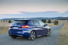 peugeot range australia peugeot cars news sporty peugeot 308 gt join local range