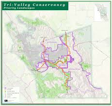 Mt Diablo State Park Map by Tri Valley Area U2013 Tri Valley Conservancy