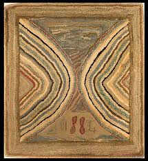 Wool Hand Hooked Rugs 1835 Best Hooked Rugs Antiques Images On Pinterest Rug Ideas