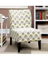 Grey And Yellow Chair Holiday Deals U0026 Sales On Patterned Accent Chairs