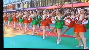 87th annual macy s thanksgiving parade the rockettes