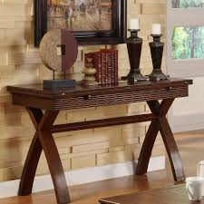 furniture excellent expandable console table with candle holder