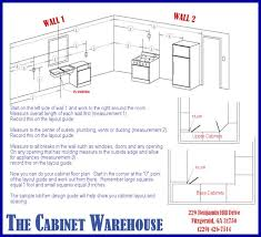 How To Measure Cabinets How To Measure Kitchen Cabinets For New Doors Kitchen Installing