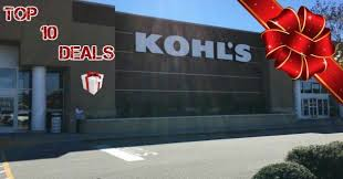 top 10 black friday deals at kohl s